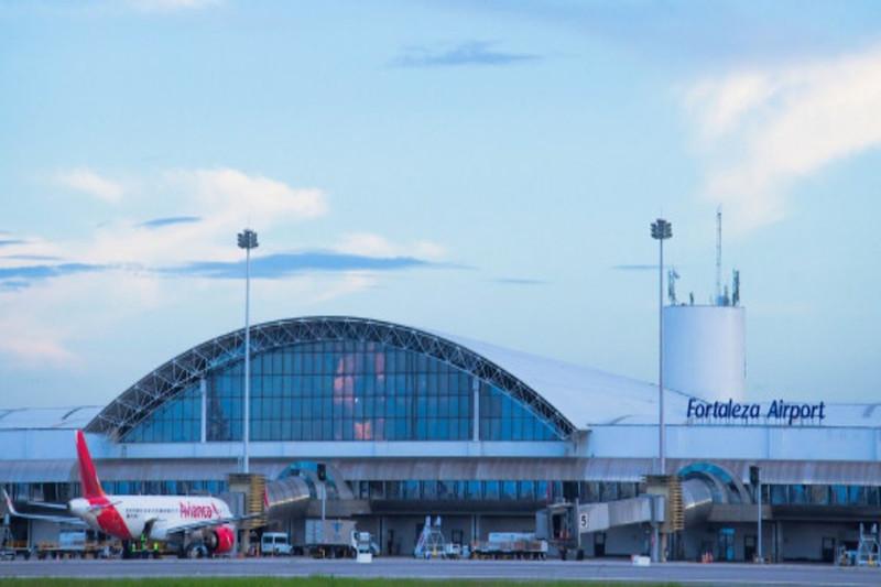 Passagens aéreas baratas para Fortaleza: aeroporto
