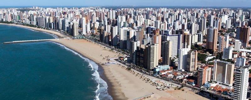 Vista de Fortaleza