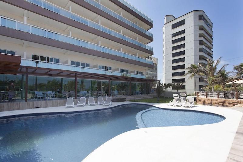 Hotel Crocobeach em Fortaleza