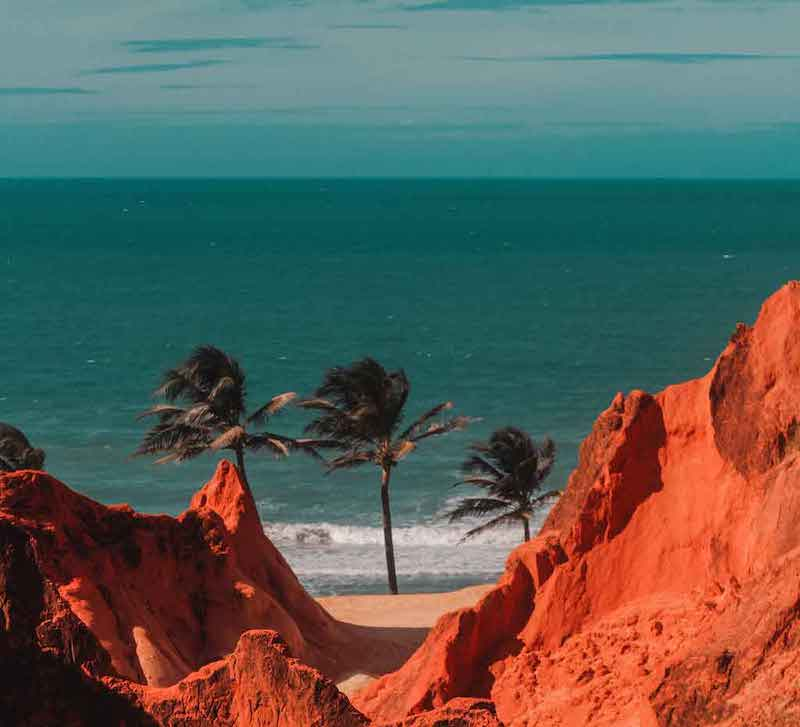 Passeio a Morro Branco - Fortaleza