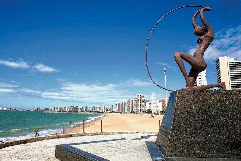 Iracema em Fortaleza