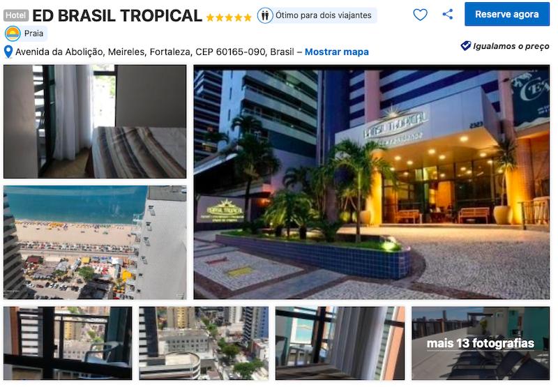 Hotel ED Brasil Tropical