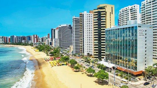 Hotéis bons e baratos em Fortaleza