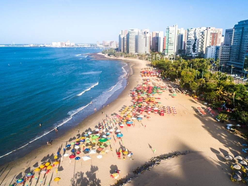 Roteiro de 2 dias em Fortaleza - praia