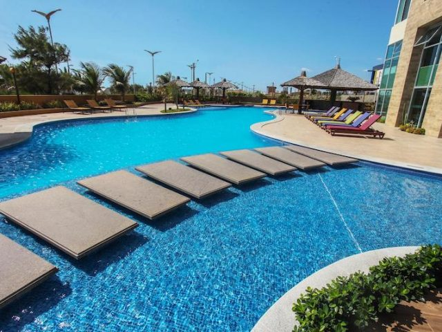 Hotéis de luxo em Fortaleza
