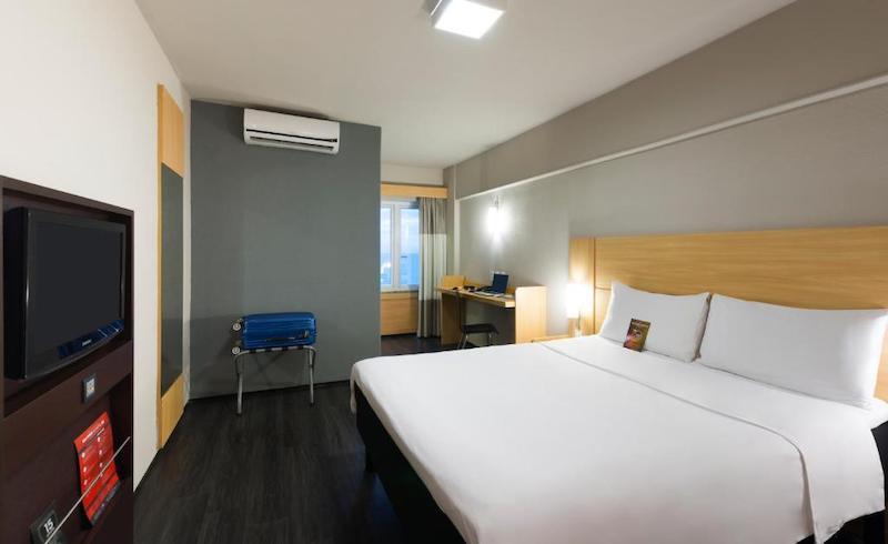 Quarto do hotel Ibis Fortaleza Praia de Iracema