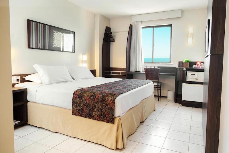 Quarto de hotel em Fortaleza