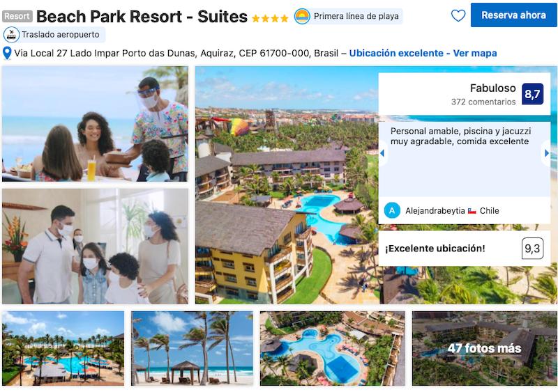 Beach Park Resort - Suites