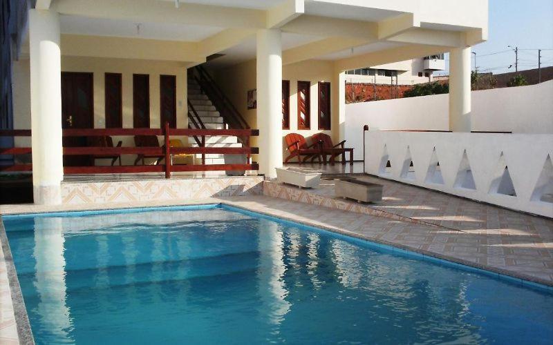 Pousada Recanto das Férias em Fortaleza - piscina