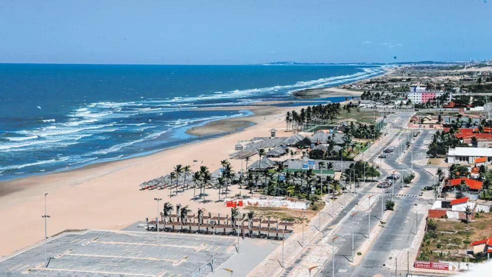 Roteiro de 3 dias em Fortaleza - Praia do Futuro