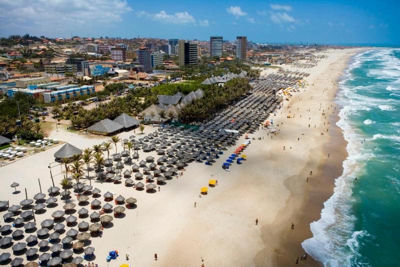 Dicas de hotéis na zona turística de Fortaleza