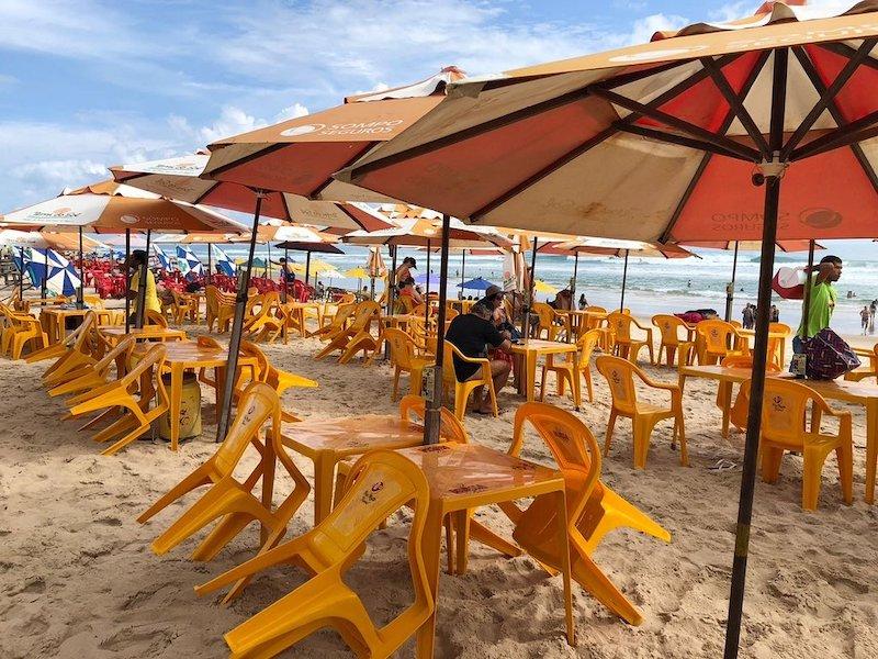Quiosque Terra do Sol em Fortaleza