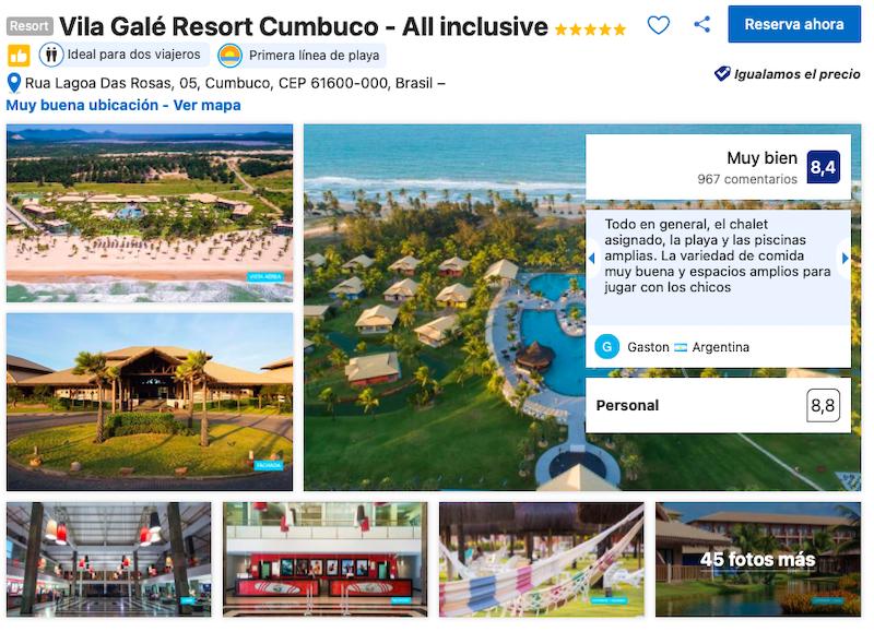 Vila Galé Resort - All Inclusive