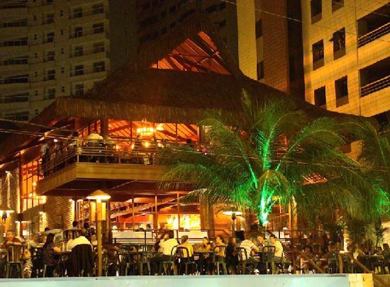 Restaurante Coco Bambu em Fortaleza