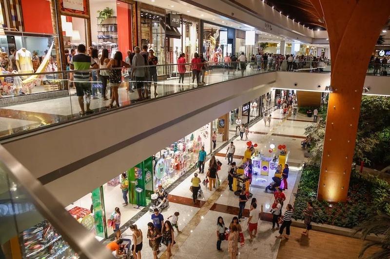 Compras em Fortaleza - shopping Iguatemi