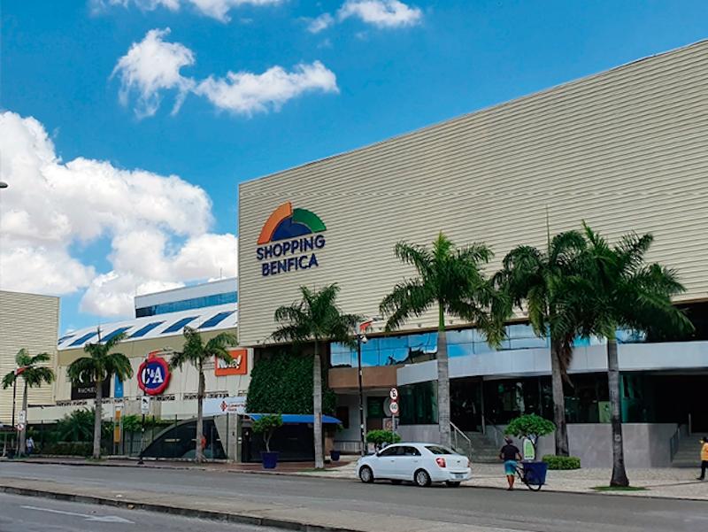 Shopping Benfica em Fortaleza