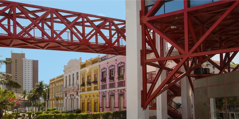 Museu da Cultura Cearense em Fortaleza - Dragão